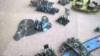 Orcs vs Vampire Counts 3000 points 2010 09 10 (2/2)