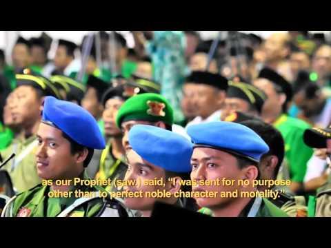 Kongres ke-XV GP Ansor dibuka dengan Film Rahmat Islam Nusantara