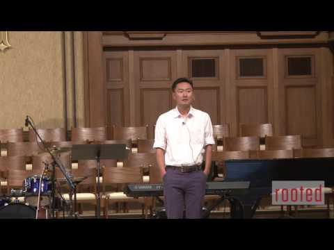 Rooted 2016: Richard Kim Plenary Session