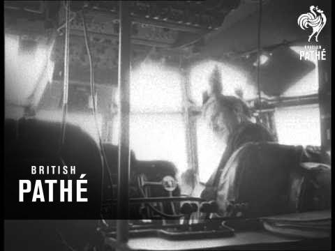 Stratocruiser London To New York (1949)