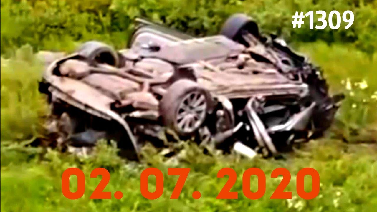 ☭★Подборка Аварий и ДТП от 02.07.2020/#1309/Июль 2020/#авария