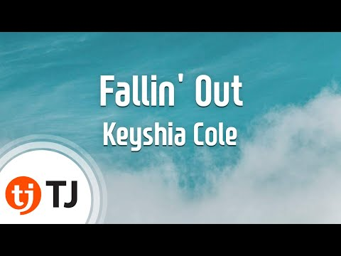 [TJ노래방] Fallin' Out - Keyshia Cole / TJ Karaoke