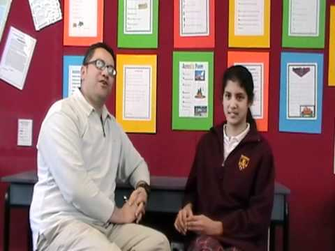 """""""Te Wiki O Te Reo Maori"""" - Interview with Mr Heta"""