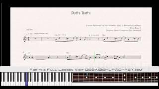 Rafta Rafta Free Sheet Music - Raaz 3