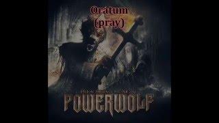 Скачать Powerwolf Extatum Et Oratum Lyrics Video