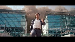 Mission Impossible Ghost Protocol sand storm scene HD
