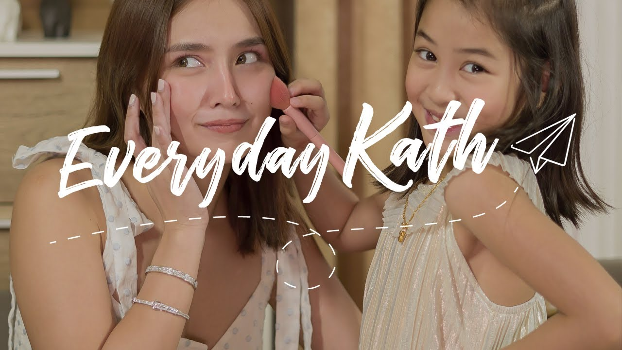 Makeup Challenge with Lhexine | Everyday Kath