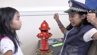 Pretend Play Police No Parking On Fire Hydrant