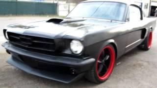 1965 Mustang Fastback Resto-Mod 5.0L V8