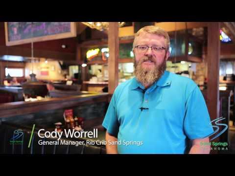 Sand Springs Economic Development Video