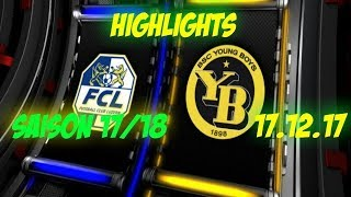 Fc Luzern vs BSC Young Boys (17.12.17)