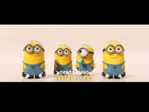 Minions Banana - Depacito (Luis Fonsi, Daddy Yankee Ft. Justin Bieber)