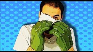 Ellerimiz Hulk Eli Gibi Olsaydı Günlük Hayat Nasıl Olurdu?