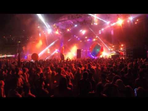 Nero live full set @ Imagine Festival in Atlanta, GA on August 28, 2016 60 FPS