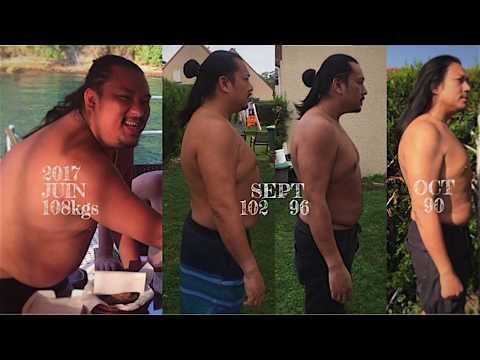 Comment perdre 35 kg en 9 mois ? Le secret...