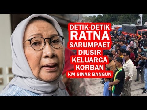 Inilah Detik-detik Ratna Sarumpaet Diusir Keluarga Korban KM Sinar Bangun saat Cekcok dengan Luhut