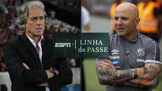 Mauro Cezar detona técnicos 'jurássicos' e exalta 'gringos' em vitória do Flamengo | Linha de Passe