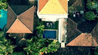 Gambar cover Airbnb in Bali | Where We Stayed In Bali, Indonesia | Villa Tour | #TravelVlog Day 1