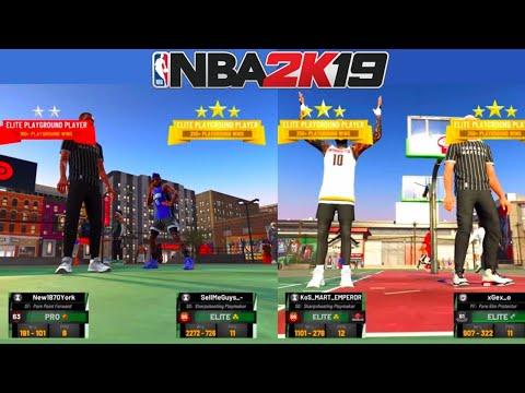 NBA2K19 - LE MATCH QU'IL NE FALLAIT SURTOUT PAS RATER 😱😱