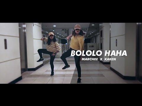 Lazy Flow - Bololo HA HA | Marchee Ferrer x Karen Camila Choreography