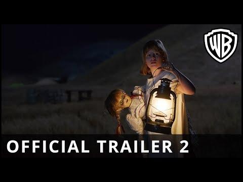 Annabelle: Creation - Official Trailer 2 - Warner Bros. UK