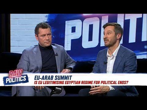Raw Politics in full: EU-Arab relations, Brexit delay, and unrest in Romania