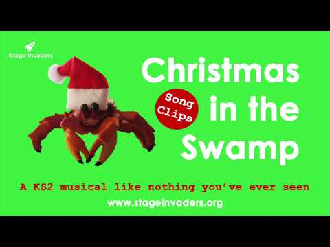 Christmas in the Swamp Song Clips