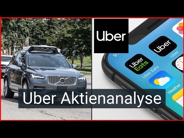 Uber Aktie 🚙  Aktienanalyse & Unternehmensvorstellung - Globaler Champion der Zukunft?