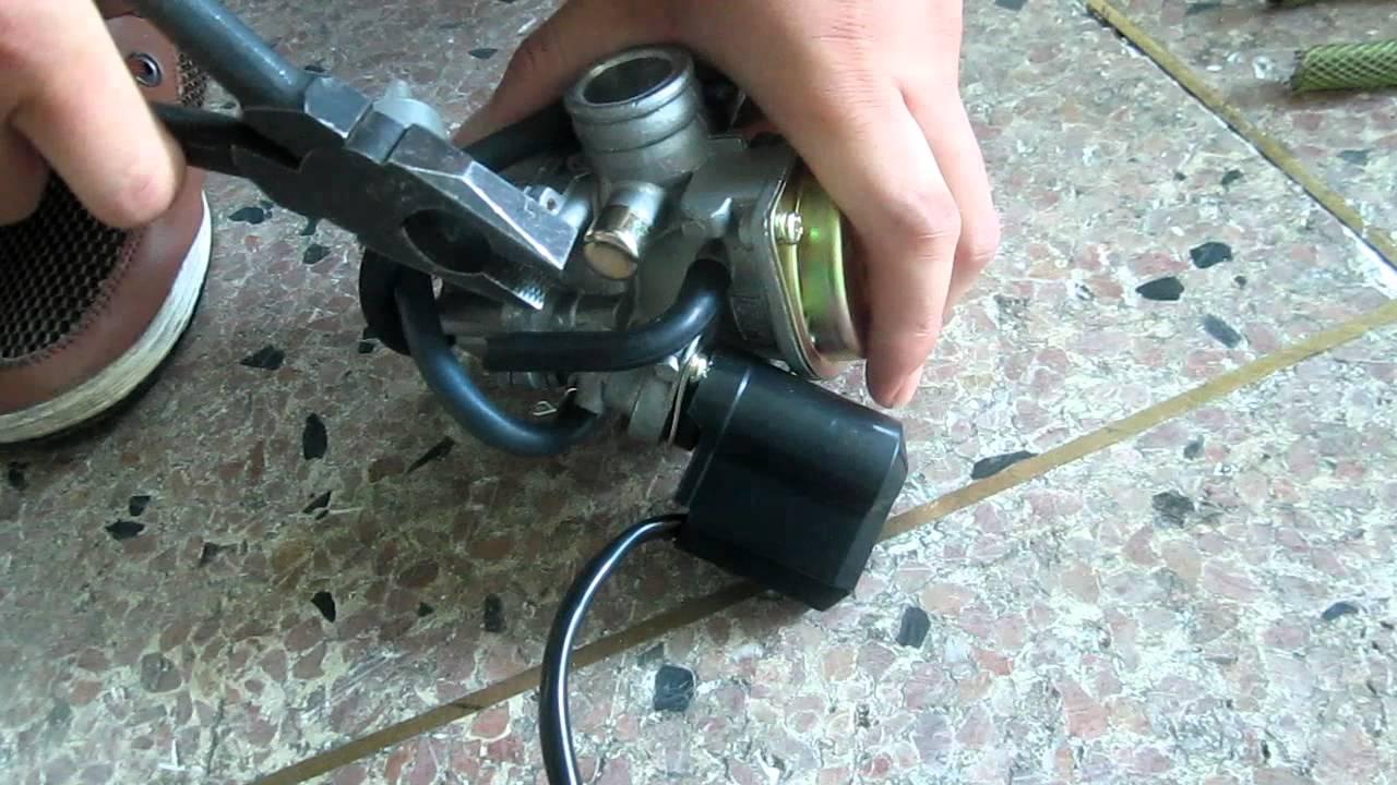 medium resolution of  maxresdefault pacific rim international ice bear carburetor adujustment youtube at cita asia mad dog ice bear scooter stock wiring harness