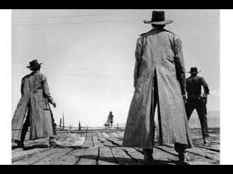 ICONIC WESTERN MOVIES