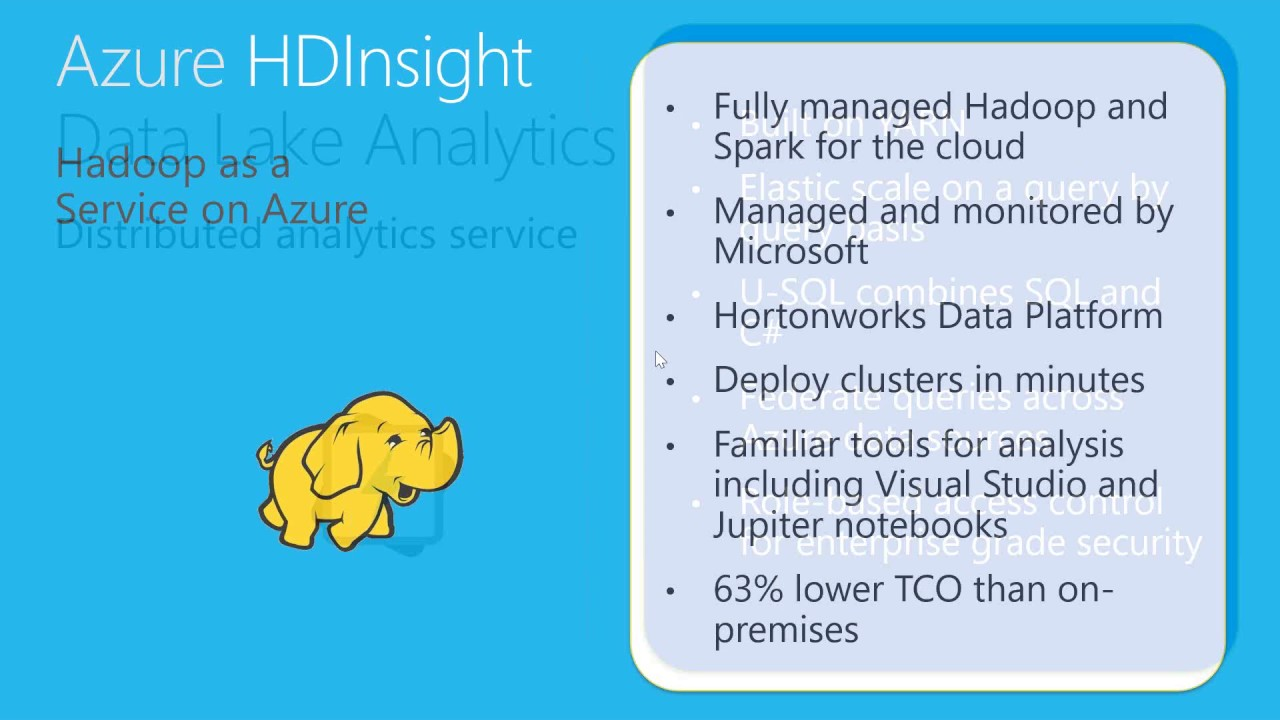 Storage Options For Data Solutions In Azure You