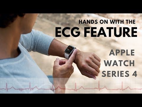How to Use the Apple Watch ECG Feature