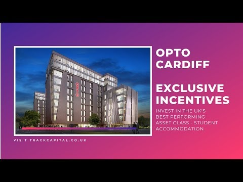 Student Accommodation Investment - Opto, Cardiff - Exclusive Incentives