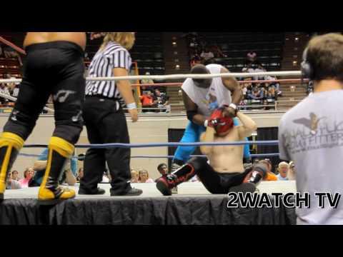 KoKo B. Ware wrestling 2017 Oman Arena Jackson Tn