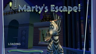 Madagascar: The Game (PC) - Level 2 - Marty