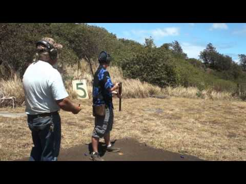 Shooting Trap on Maui