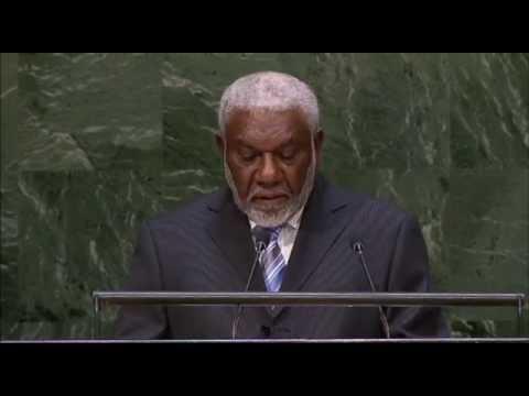 Vanuatu - Débat 2014 de l'Assemblée générale de l'ONU
