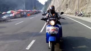 Touring VDC Depok ke Padang panjang acara KBSS.thn 2015.Jembatan kelok sembilan2