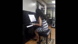 Gambar cover Theme from Schindler's List - Stephanie Alexis Cruz (Accompanist on the Piano)