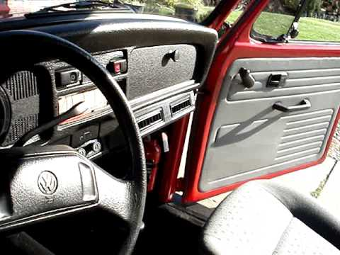 1997 mexican beetle