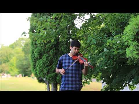 Malare Violin Cover | Premam | Vinay Krishna