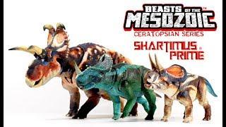 Beasts of the Mesozoic Ceratopsian Series Dinosaur Figure Kickstarter by Creative Beast Studio