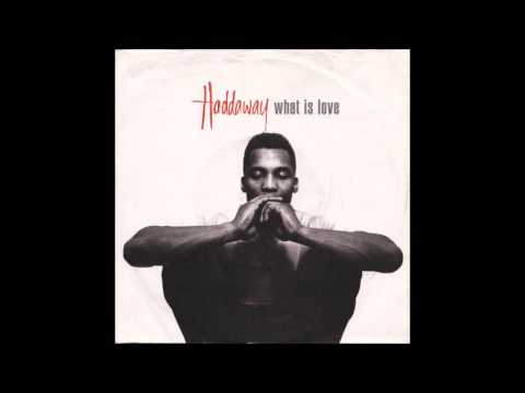 Haddaway - What is Love Original Instrumental