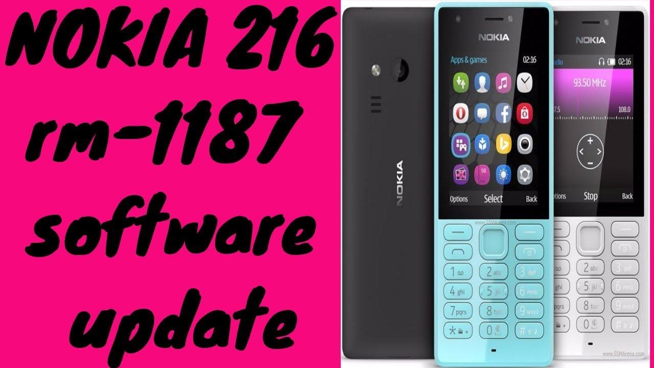 Nokia 216, Rm -1187 flash 10000000% done
