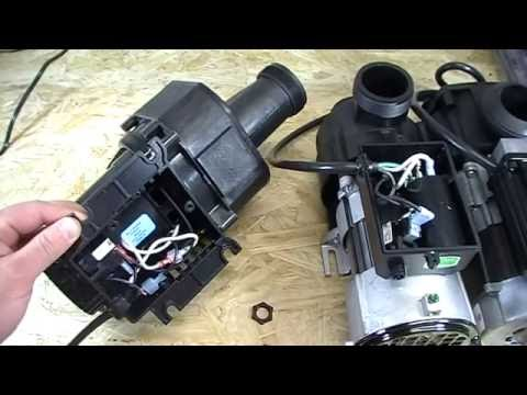How To Change The Air Switch On Your Whirlpool Pump Youtube