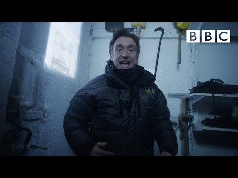 The windiest place on the planet  Wild Weather with Richard Hammond: Episode 1  BBC One
