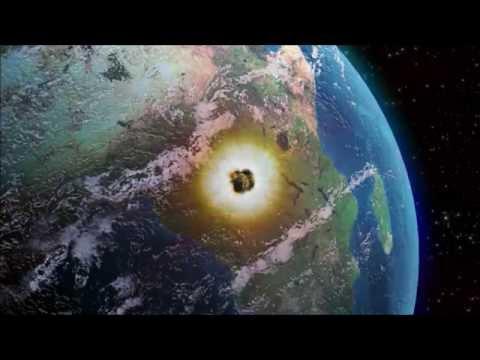 Падения астероида на землю видео фото 444-159