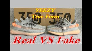 6814cbd46 ... 500 ON FEET REVIEW! IOFFER DHGATE. REAL VS FAKE YEEZY BOOST 350 V2 TRUE  FORM ...