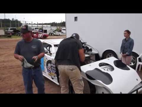 SSR Race Cars and Discover Wisconsin TV at Red Cedar Speedway (Menomonie, WI)