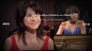 Yuja Wang - the Explosive Coda of Prokofiev's Concerto Nr 3